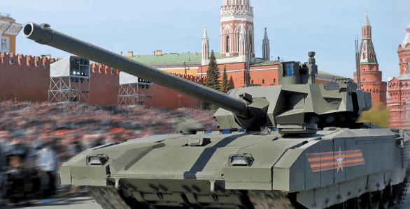 Армата: «Царь-танк» на страже Родины: Чаплыгин А.