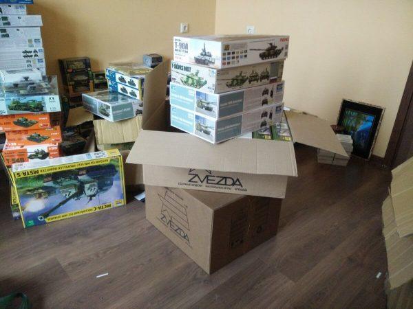 Интернет-магазин Enosha.ru Заказ от УКБТМ
