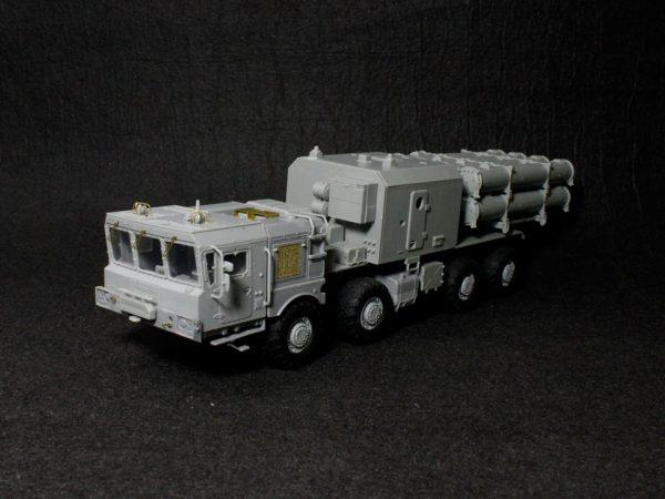 """Береговой ракетный комплекс """"Бал-Е"""": UA72030: 1/72: Modelcollect"""