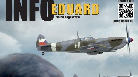 INFO EDUARD 08'2017: Issue 86: Дайджест фирмы Эдуард