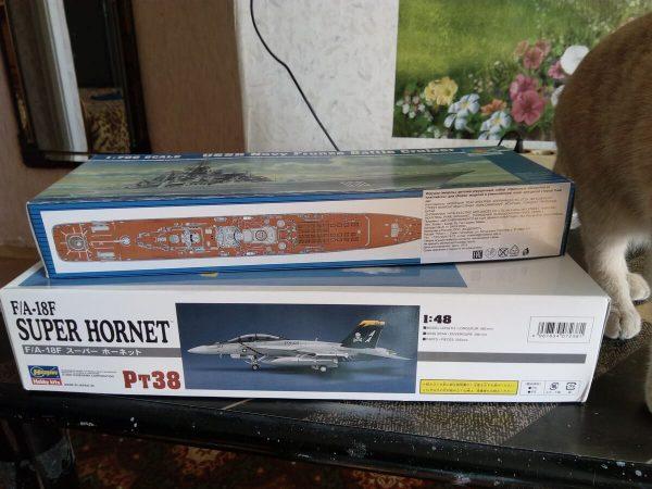 Посылка от Armata-models