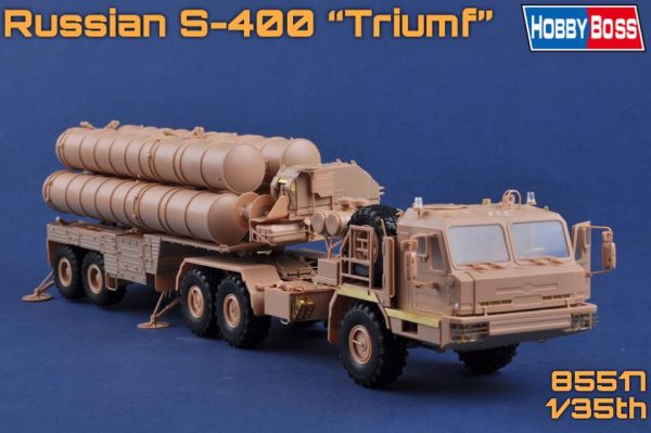 "Russian S-400 ""Triumf"" SAM: 85517: 1/35: Hobby Boss"