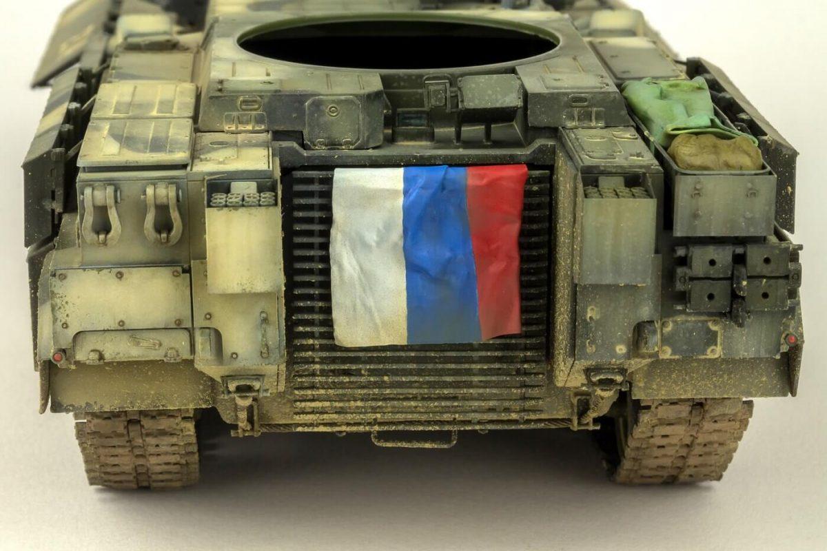 Окраска и везеринг моделей бронетехники: Основные этапы