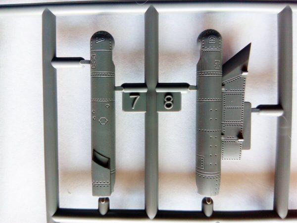 "USAF F-15E ""333rd Fighter Squadron"": 12550: 1/72: Academy: Обзор коробки"