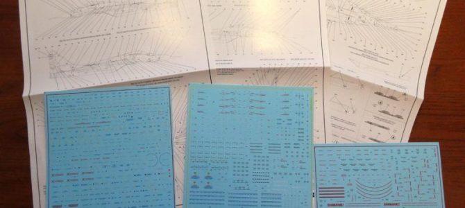 Микоян Миг-29 Технические надписи: 32-006: 1/32: Бегемот: Обзор декали