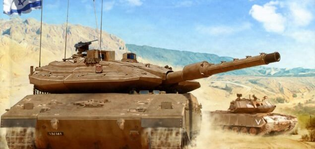 «Меркава» и другие танки Израиля: Барятинский М.
