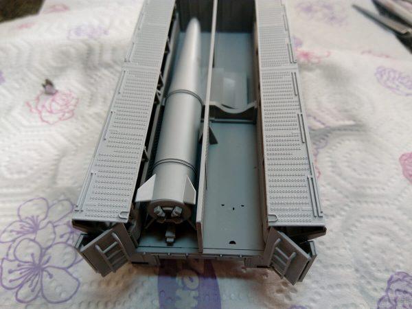 ОТРК «Искандер-М»: 5028: 1/72: Звезда: Сборка модели