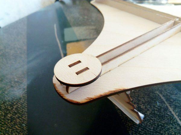 Стапель для сборки моделей авиации: МД000103: Микродизайн