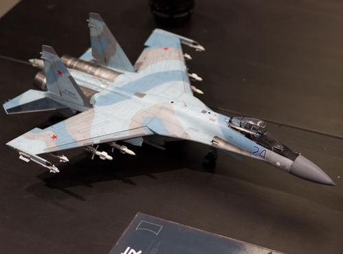 Su-35 Flanker-E colors: AMG7219: AMMO: Набор красок для Су-35С