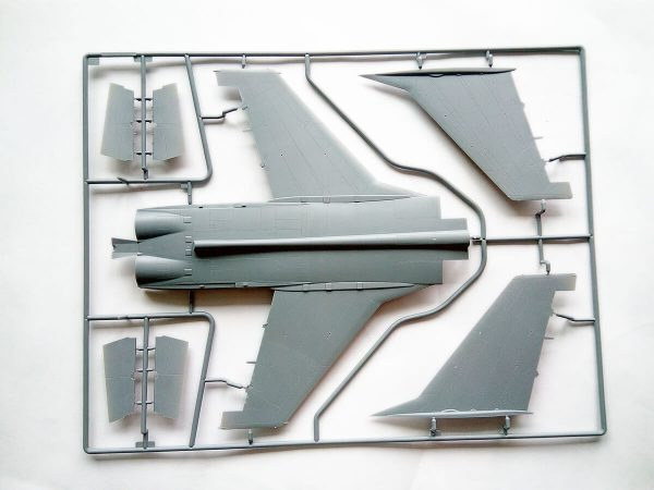 Russian Mig-31 Foxhound: 81753: 1/48: Hobby Boss: Обзор коробки
