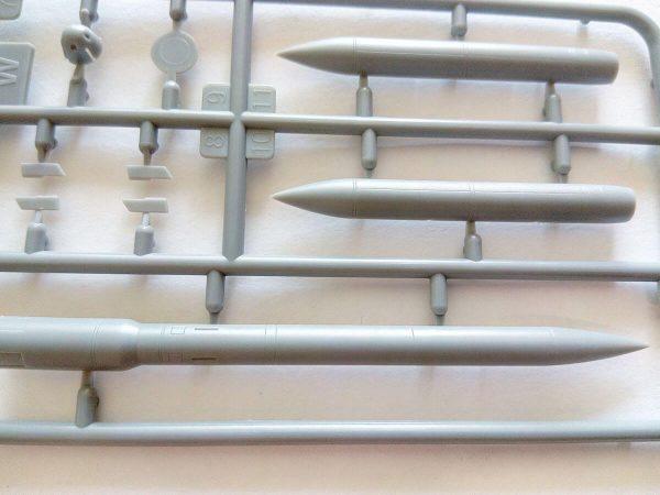 "Фронтовой бомбардировщик Су-34 ""Fullback"": 01652: 1/72: Trumpeter: Обзор коробки"