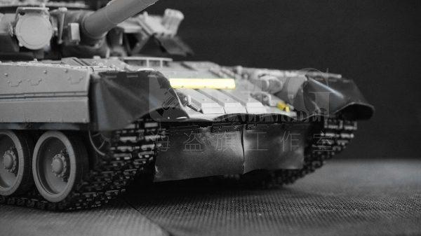 Russian MBT T-80U: 35001: 1/35: RPG-MODEL