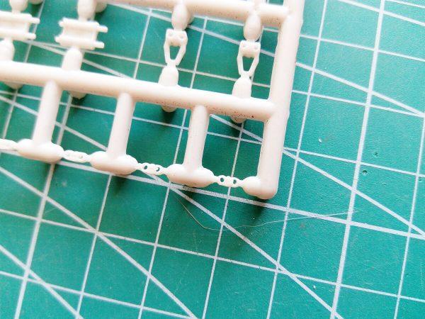 Траки пластиковые наборные от ModelFixer