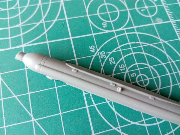 """КРЭБ """"Хибины"""" для Су-34: 48341: 1/48: Temp Models: Обзор комплекта"""