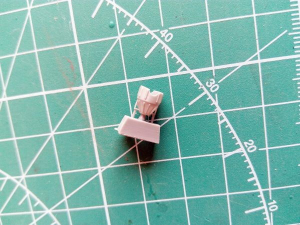 КРЭБ «Хибины» для Су-34: 72341: 1/72: Temp Models: Обзор комплекта