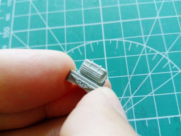 Колёса шасси Су-34: 72346: 1/72: Temp Models: Обзор комплекта