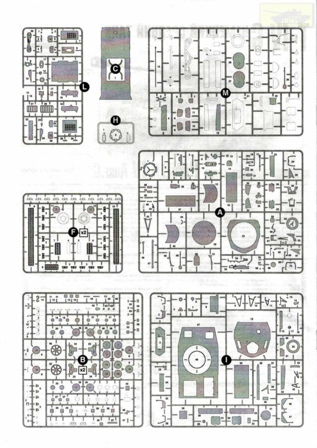Немецкий средний танк Pz. IV ausf. G: 3674: 1/35: Звезда: Обзор коробки
