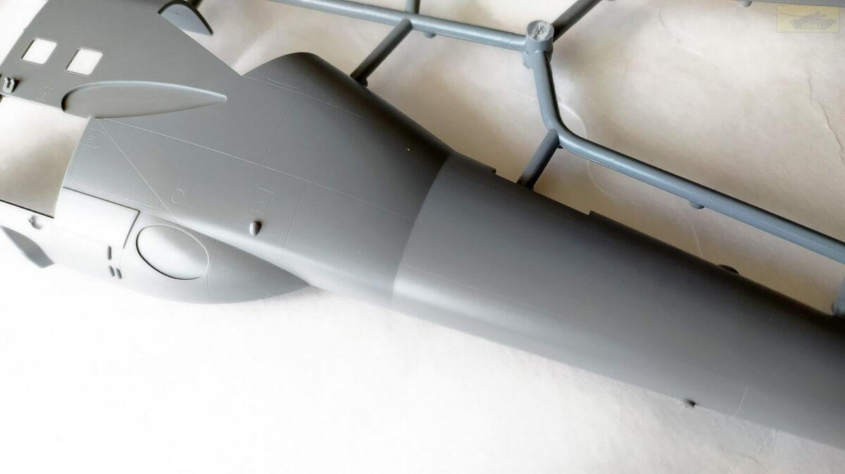 Советский ударный вертолет Ми-24В/ВП: 4823: 1/48: Звезда: Обзор коробки