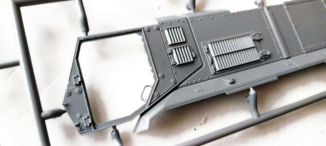 Российский бронеавтомобиль «Тайфун-К»: 3701: 1/35: Звезда: Обзор коробки