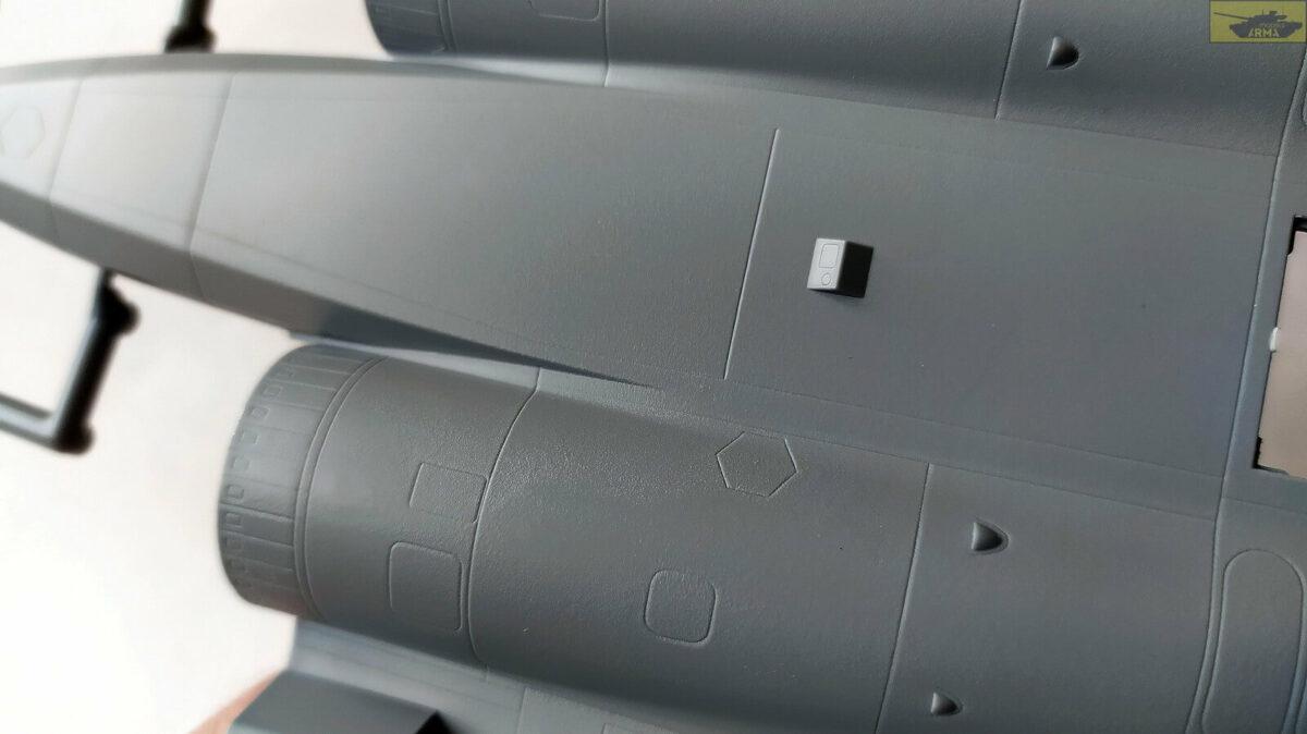 Российский многофункциональный истребитель пятого поколения Су-57: 4824: 1/48: Звезда: Обзор коробки