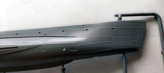Советская подводная лодка «Щука»: 9041: 1/144: Звезда: Обзор коробки
