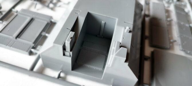 Российский зенитно-ракетный комплекс Тор-М2: 3633: Звезда: 1/35: Обзор коробки